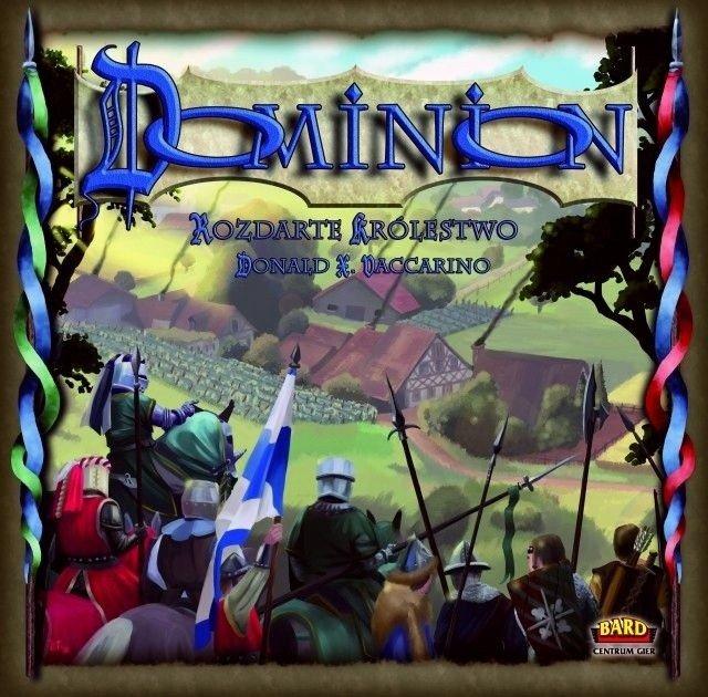 Dominion - Rozdarte Królestwo
