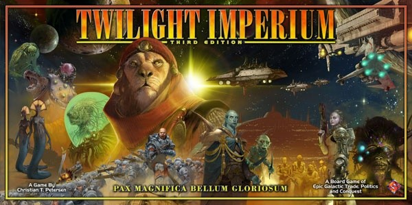 Twilight Imperium 3rd Edition