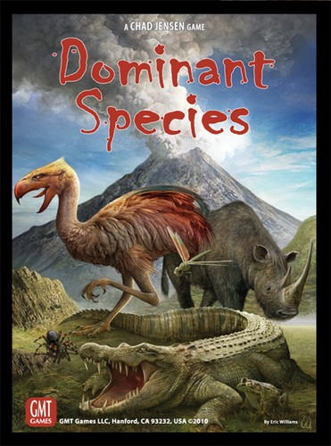 Dominant Species 5th Printing