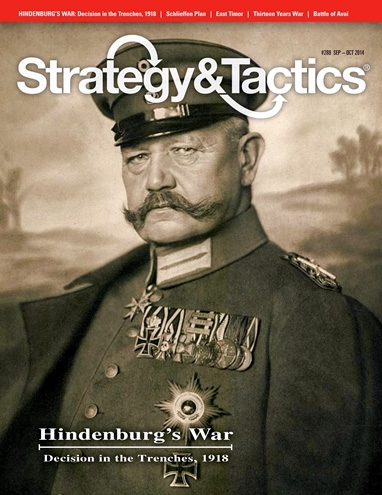 Strategy & Tactics #288 SE Hindenburg's War