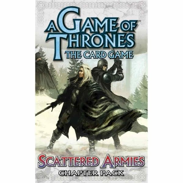 Game of Thrones LCG: A Time of Ravens - SCATTERED ARMIES (60 kart)