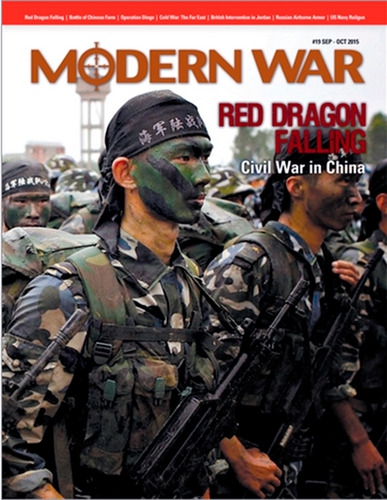 Modern War #19 Red Dragon Falling