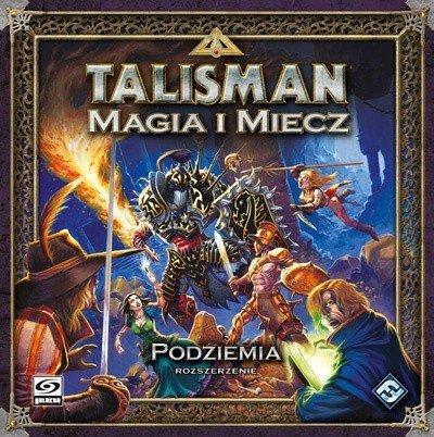 Talisman: Magia i Miecz - Podziemia