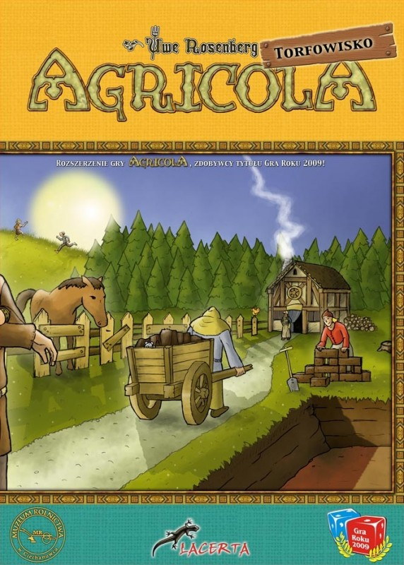 Agricola - Torfowisko