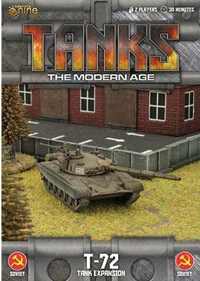TANKS: The Modern Age - T-72 Exp.