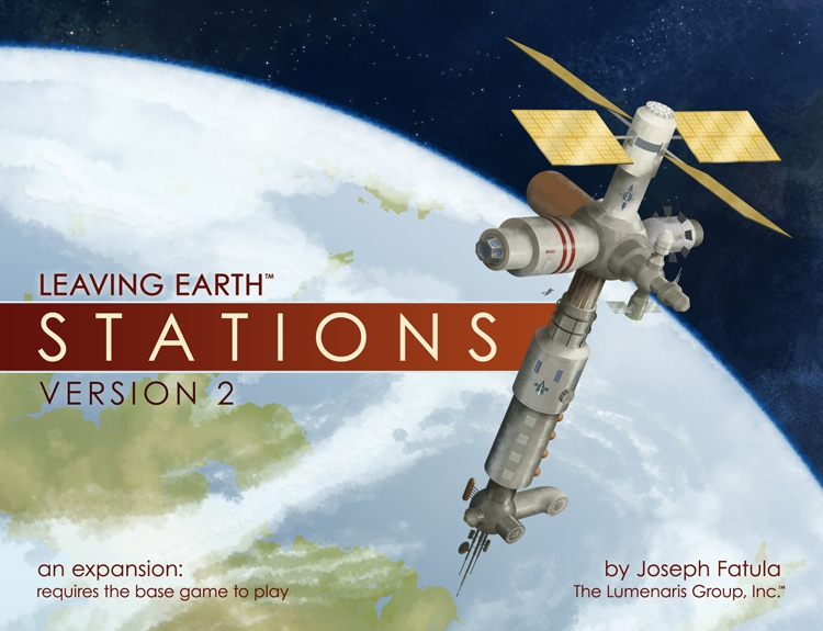 Leaving Earth Stations v2