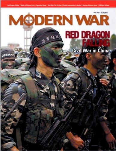 Modern War #19 Red Dragon Falling