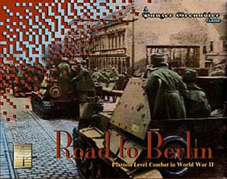 Panzer Grenadier: Road to Berlin