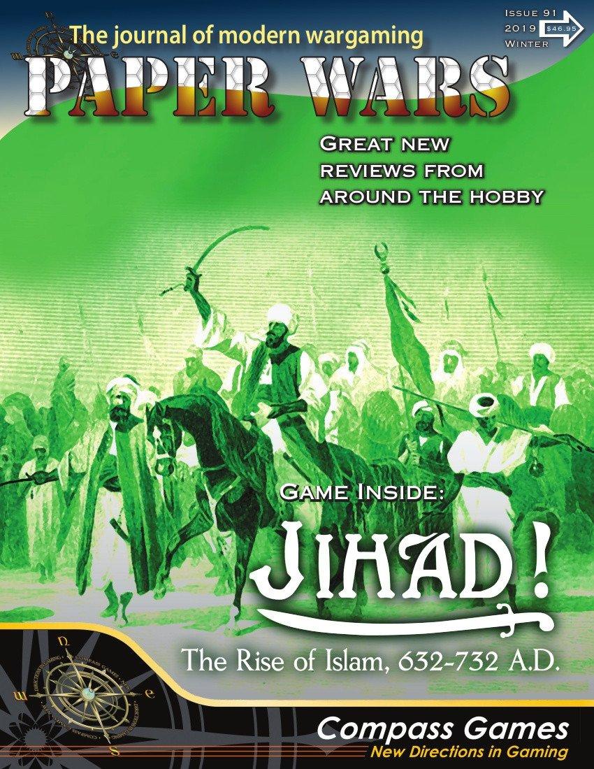 Paper Wars #91 Jihad