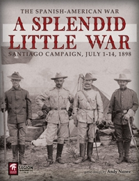 A Splendid Little War - 2nd Edition