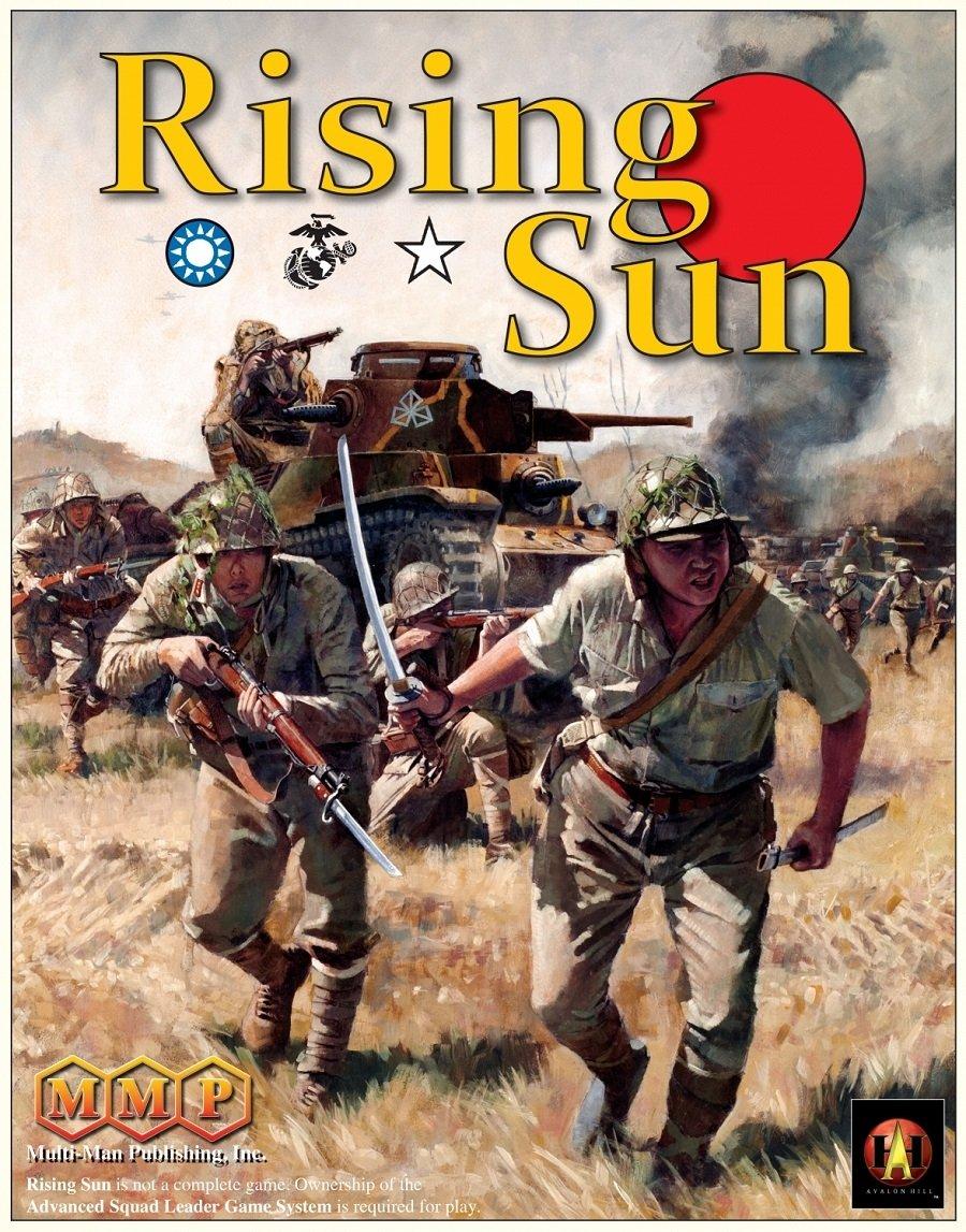 ASL Rising Sun reprint
